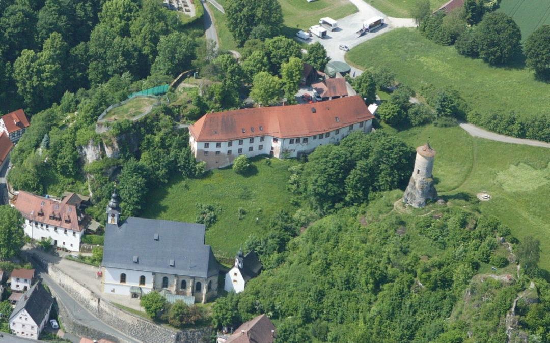Neuverpachtung Burg Waischenfeld